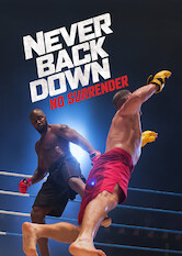 Search netflix Never Back Down 3